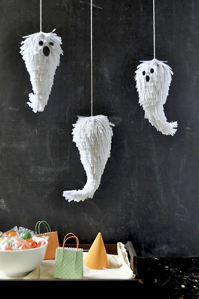 diy paper halloween decorations - Paper Halloween Decorations