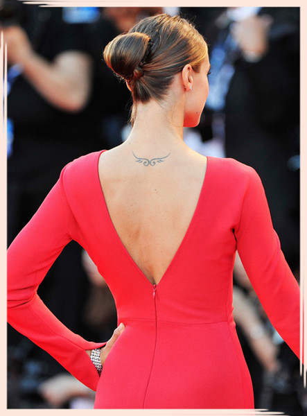 The 50 Most Stylish Celebrity Tattoos Livingly