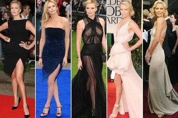 Style Crush Special Edition: Charlize Theron's 10 Most Stunning Style Moments