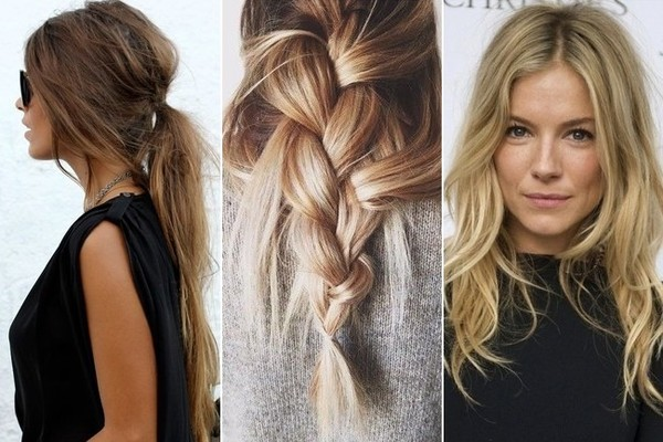 Hairstyles for Girls Who Can't Style Their Hair
