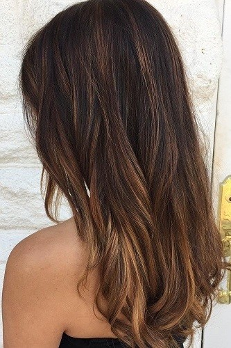 Eclipsing Color Fall Hair Color Ideas Straight From