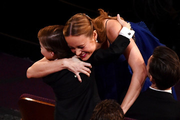 10 Times Brie Larson and Jacob Tremblay Were the Cutest Besties