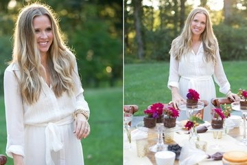 Inspirational Wedding Expert Abby Larson Talks 'Style Me Pretty'