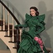 Loretta Young's Modest Frock