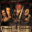Pirates of the Caribbean: Curse of the Black Pearl (2003, PG-13)