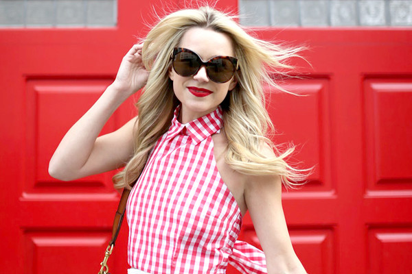 Darling Gingham Outfit Ideas