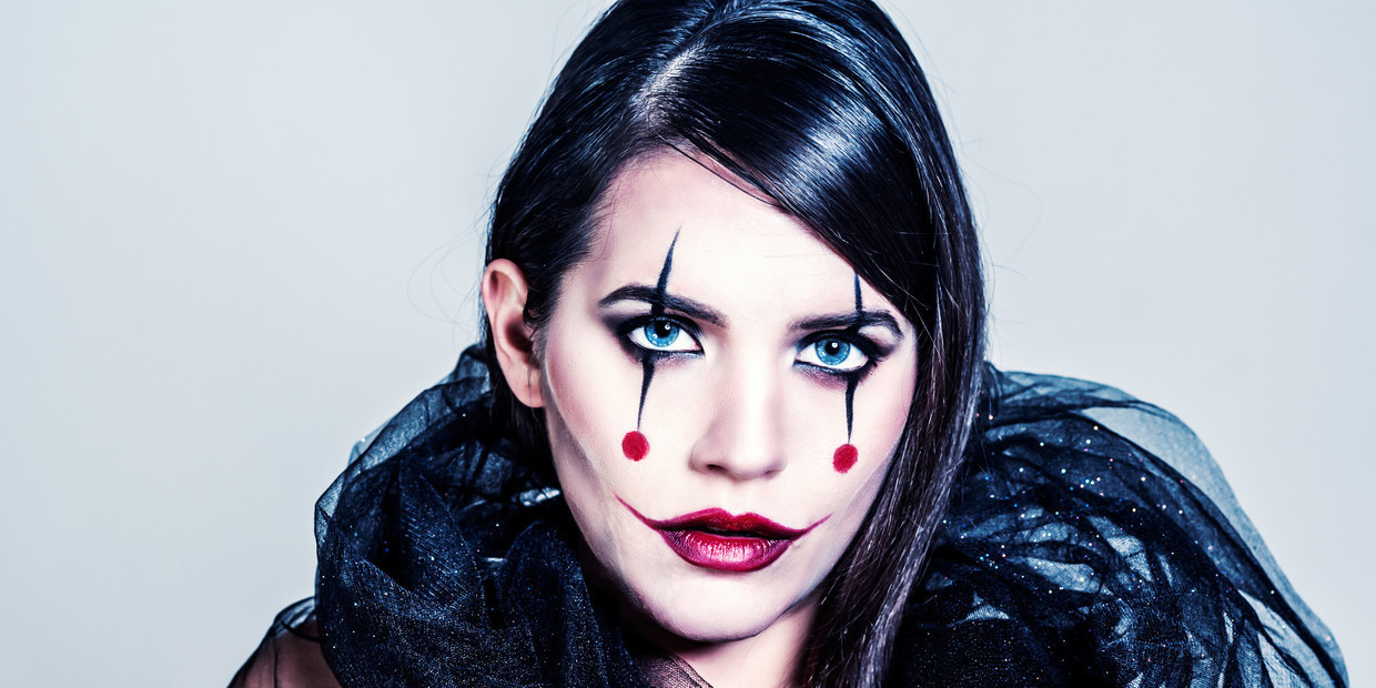 Halloween Costumes You Can Make With Just Makeup Livingly
