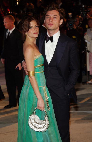 Jude Law And Sienna Miller, 2004