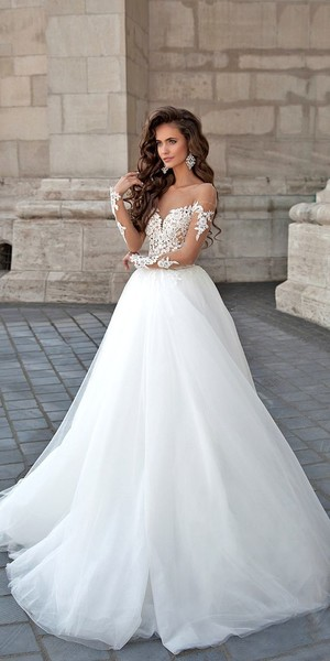 Popular On Pinterest: Wedding Dresses That Have Been Pinned Over 10,000 Times