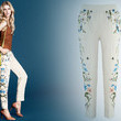 H&M's Floral Trousers