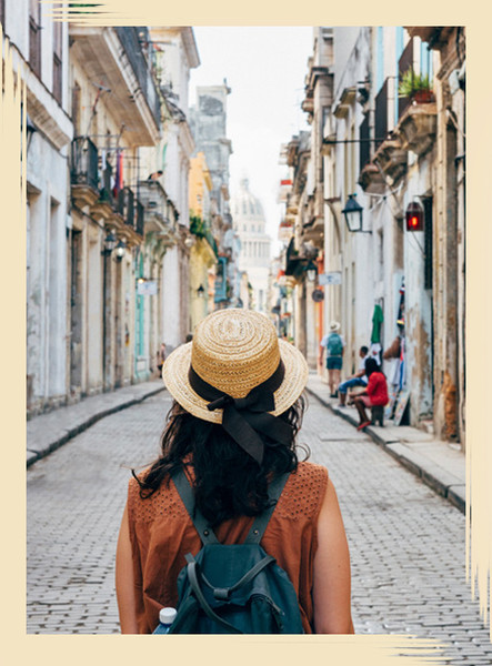 How To Travel The World Like A Daring Woman