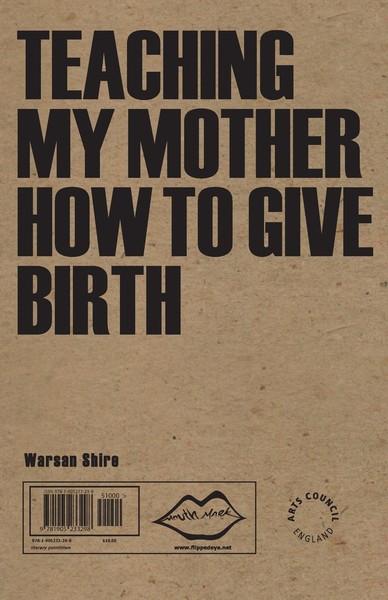 Teaching My Mother How to Give Birth, Warsan Shire