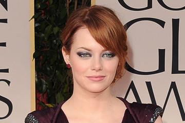 Emma Stone Shares Her Fab Hair and Beauty Finds