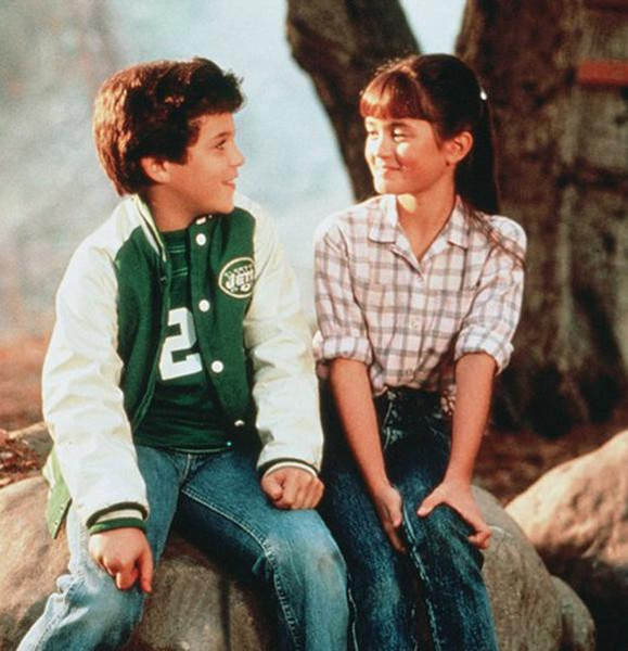 Winnie And Kevin — 'The Wonder Years'