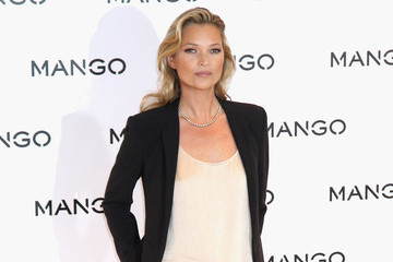 Kate Moss Is the New Face of Mango
