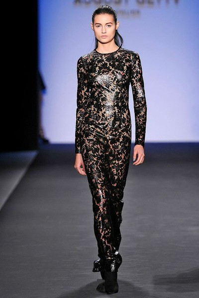 August Getty, Fall 2015