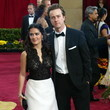 Salma Hayek And Ed Norton, 2003