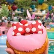 Minnie Mouse Donut