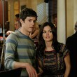 Adam Brody and Rachel Bilson on 'The OC'