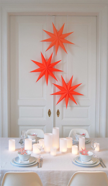 Adorn Your Walls With Neon Stars