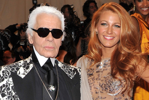 Guess What Karl Lagerfeld is Designing Now?