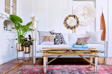 We Styled One Couch In Three VERY Different Ways