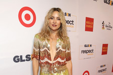 Look of the Day: Kate Hudson's Sequined Style