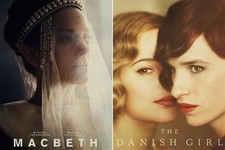 New 'Macbeth' & 'Danish Girl' Trailers Preview Oscar Season