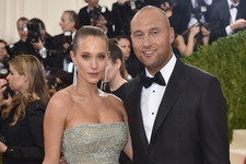 Derek and Hannah Jeter Are Now Proud Parents of a Little Slugger
