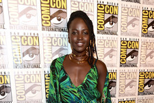 Look of the Day: Lupita's Tropical Vibes