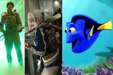54 Movies to See This Summer