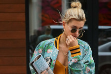 Hailey Baldwin's Best Fashion Moments Off The Red Carpet