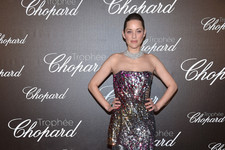 Look of the Day: Marion Cotillard's Sequin Dream