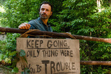 Here's What's Set Up For the 'Walking Dead' Mid-Season Finale