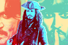 Johnny Depp Can Do No Wrong as Long as Captain Jack Sparrow Is So Right