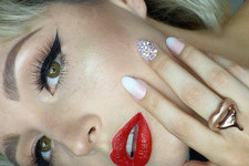 Makeup Artist Vlada Haggerty Takes Lip Art to the Next Level