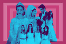 TV Wedding Dresses, Ranked From Best To Worst