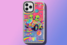 Attention All '90s Babies - You Need To See This Lisa Frank X CASETiFY Collaboration