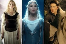 Which Female 'Lord of the Rings' Character Are You?