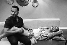 Chrissy Teigen and John Legend Are Expecting Their First Baby!