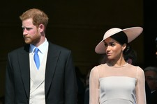 Meghan Markle's Post-Wedding Look