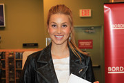 Reality TV starlet Whitney Port, formerly of MTV's