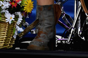 Miley Cyrus Ankle Boots