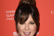 Kate Beckinsale Hair Knot