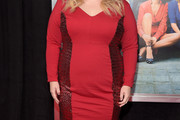 Rebel Wilson Form-Fitting Dress