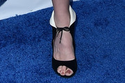 Demi Moore Peep Toe Pumps