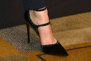 Evan Rachel Wood Studded Heels