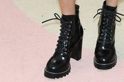 Jennifer Connelly Combat Boots