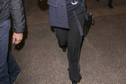 Salma Hayek Sports Pants