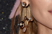 Olivia Palermo Diamond Chandelier Earrings